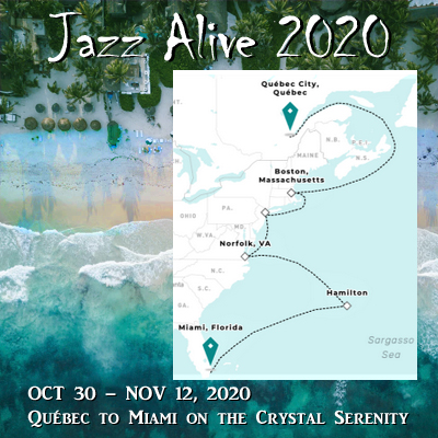 Jazzdagen Tours - Travel around the world with your favorite